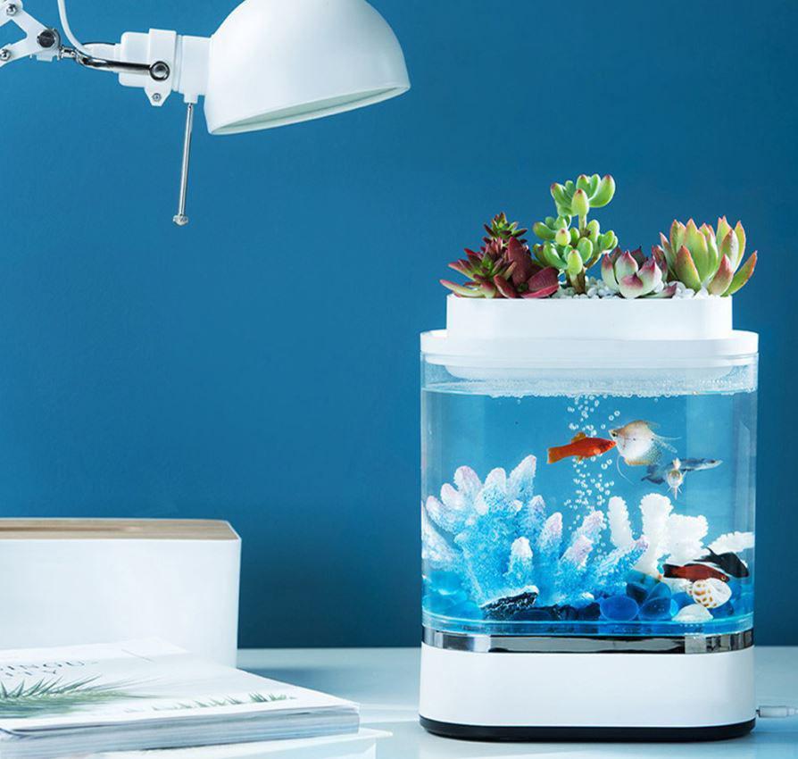 Xiaomi Geometry Aquarium - Banggood