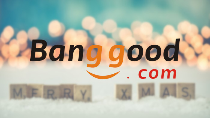 best Christmas gifts under 50 € off at Banggood