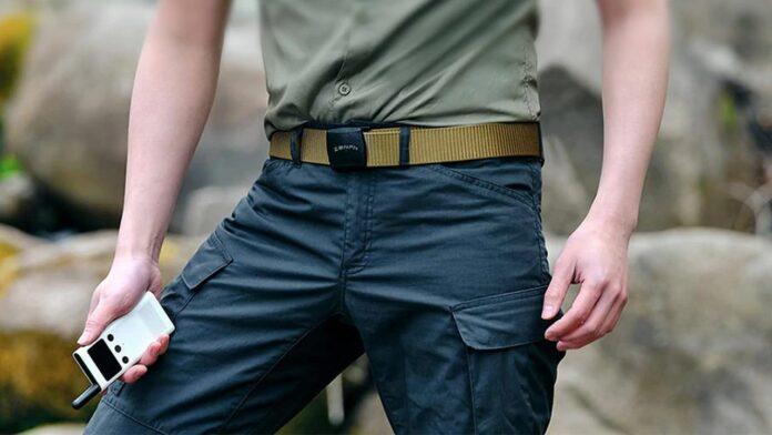 cinturón de tela xiaomi