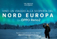 OPPO Reno 2 Christmas Challenge