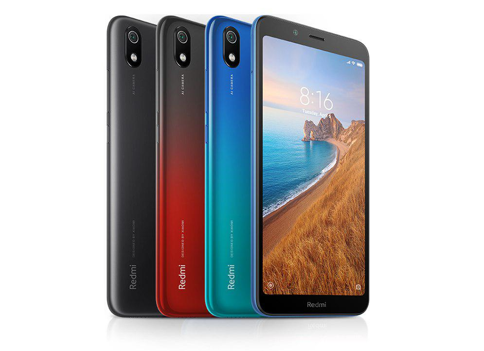 Redmi 7A 2/32 GB أسود - GearBest