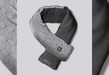 xiaomi youpin bufanda de calentamiento inteligente