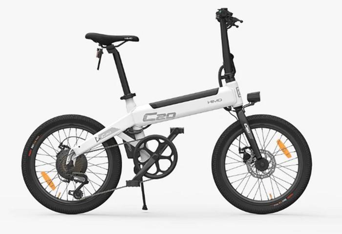 Xiaomi HIMO C20 Bici Elettrica Cambio Shimano – Banggood