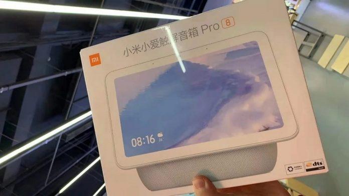 xiaomi smart display speaker pro 8