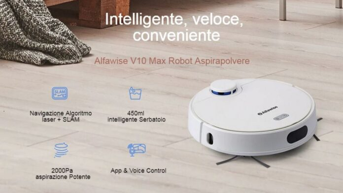 Alfawise V10 Max - GearBest