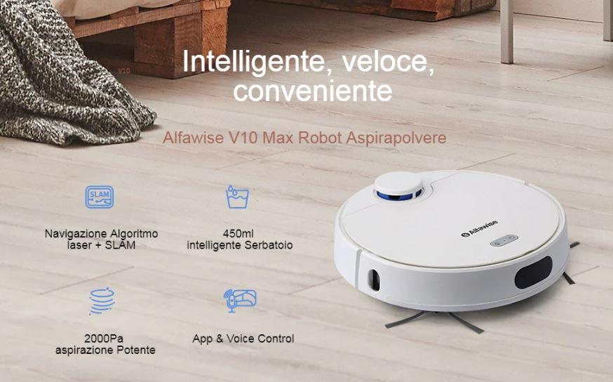 Alfawise V10 Max – GearBest