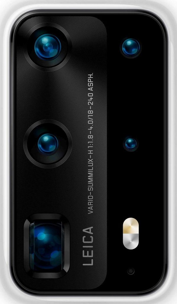 Aparat Huawei P40 Pro Premium Edition