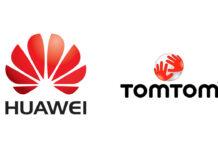 huawei tomtom logo