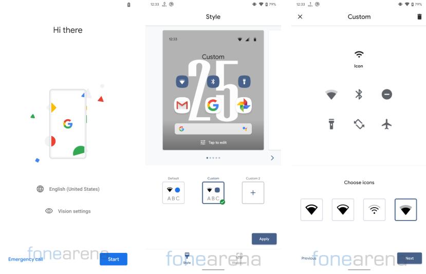 Resultado de imagem para google pixel experience realme 3 pro