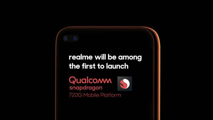 Realme Snapdragon 720g