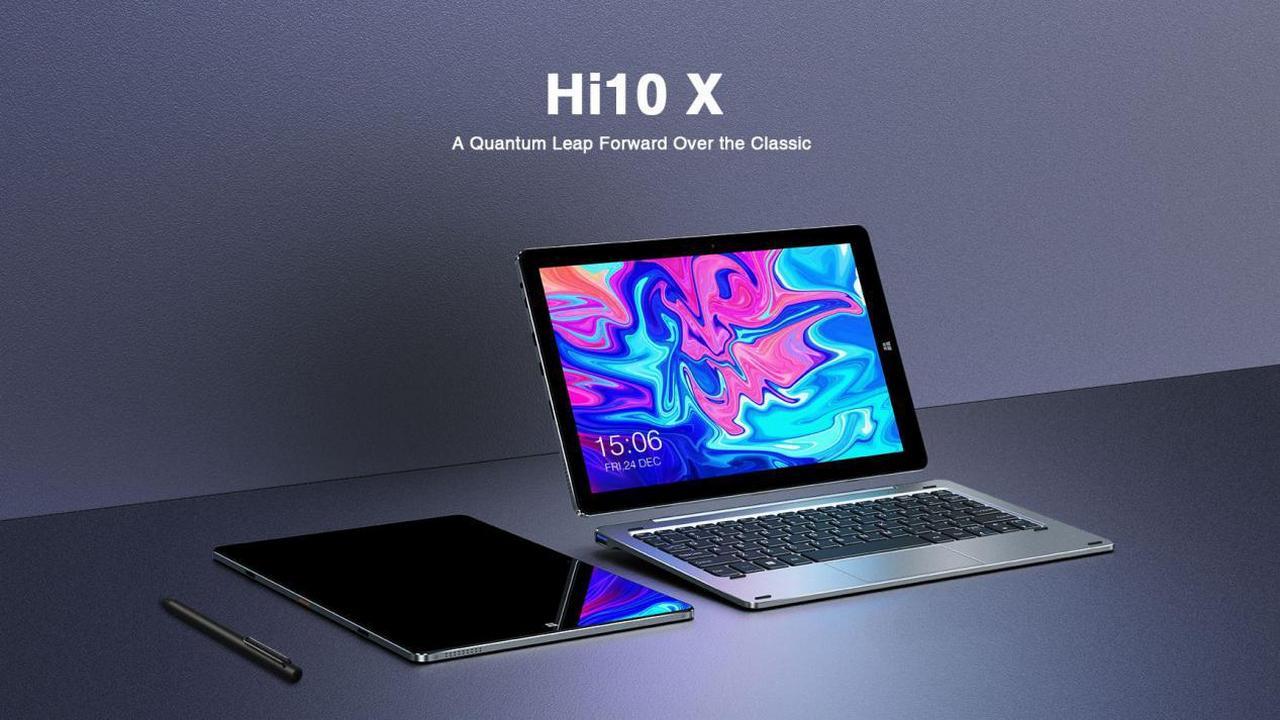 Chuwi Hi10 X - Tablet only - Banggood