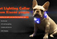 collar led perros xiaomi