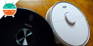 Roborock S5 Max против Cecotec Conga 5090
