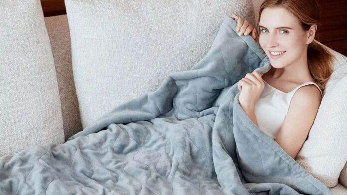 cobertor de aquecimento elétrico xiaomi youpin