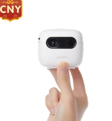 Wanbo Q6A Mini Projector - Banggood