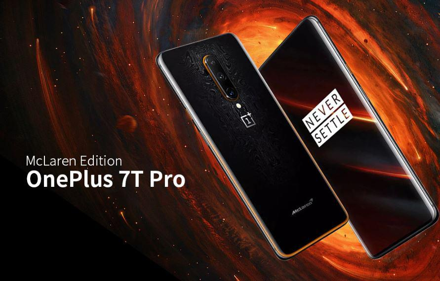 OnePlus 7T Pro McLaren 12/256 GB Global Version – Gearbest