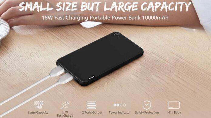 power bank xiaomi youpin