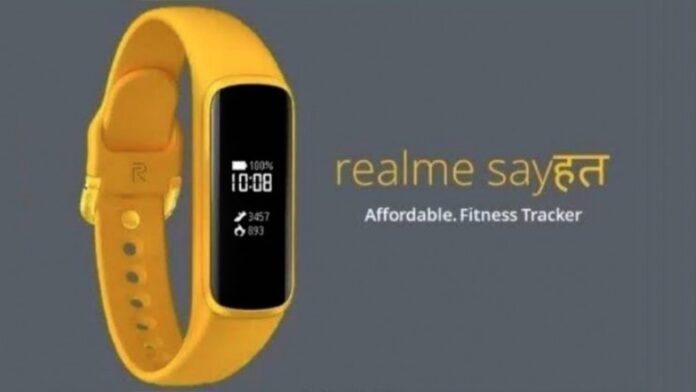 realme smartband