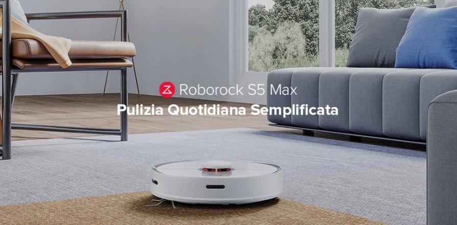 Roborock S5 Max - Gearbest