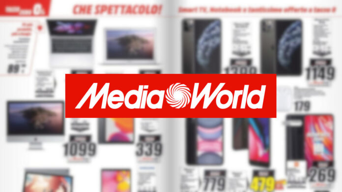 mediaworld flyer