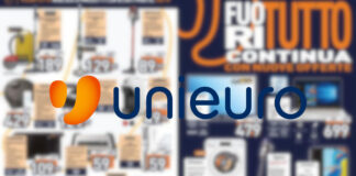 flyer unieuro above all