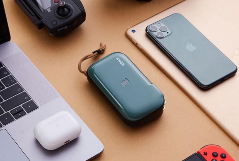xiaomi idmix caricabatterie da viaggio