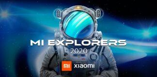 xiaomi mi-ontdekkingsreizigers 2020
