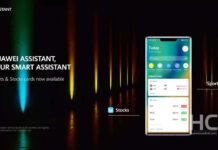 asistente de Huawei