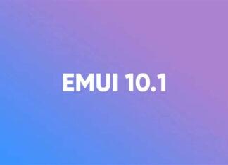 huawei p40 emui 10.1