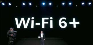 华为Wi-Fi 6+