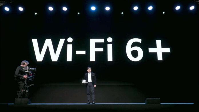 huawei wi-fi 6+