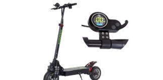 waar te kopen elektrische scooter accessoires LANGFEITE L8S