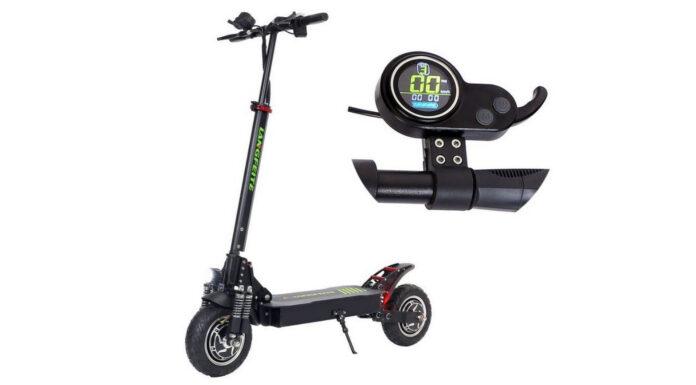 onde comprar acessórios para scooter elétrica LANGFEITE L8S