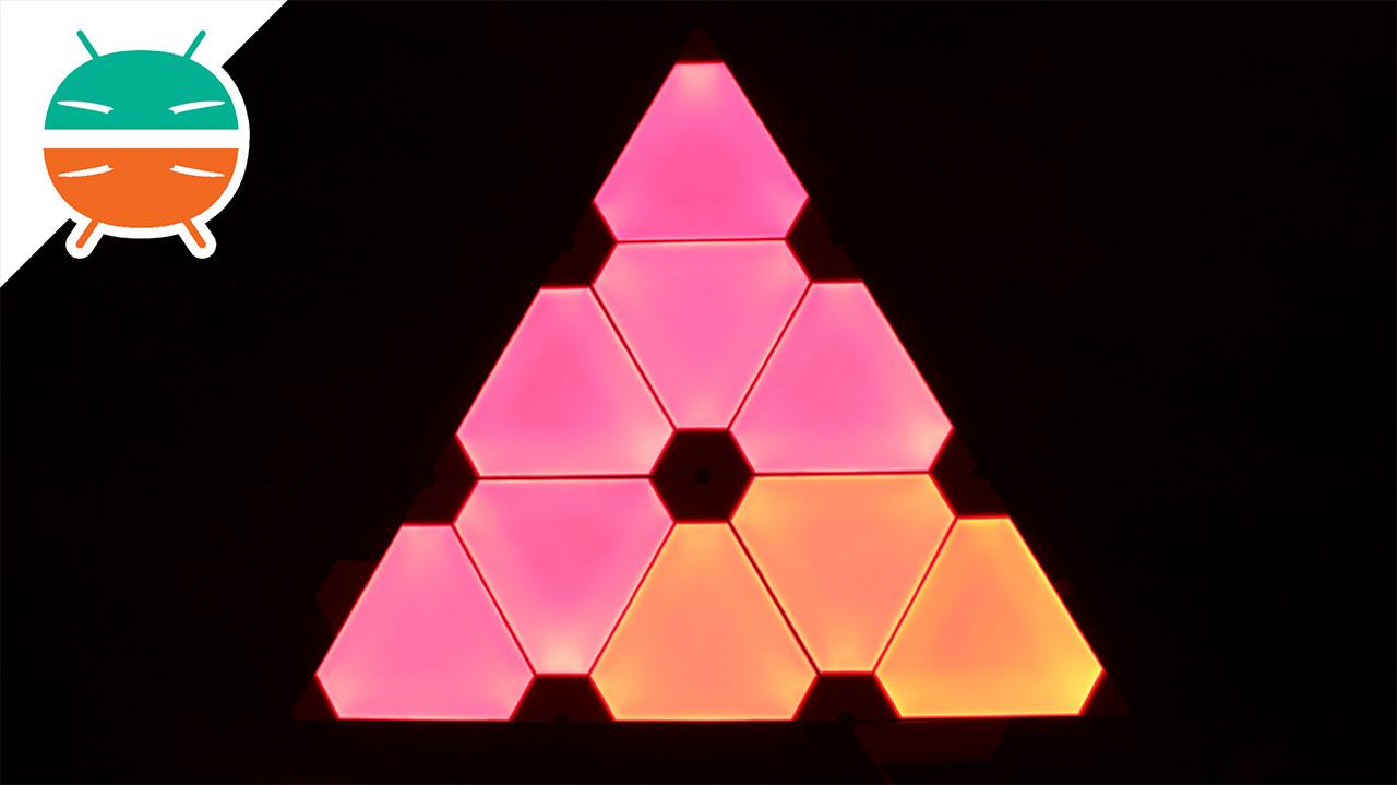 Nanoleaf Light Panels đánh giá: đèn tường thông minh! 3