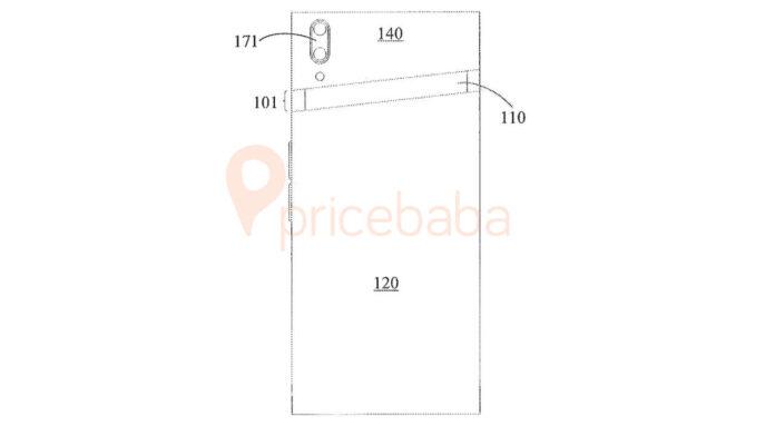 oppo smartphone slider