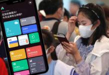 smartphone para coronavírus