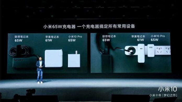ładowarka Xiaomi Lenovo