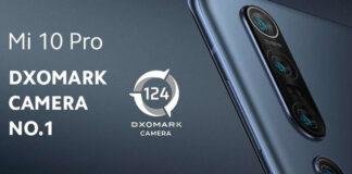 Me Xiaomi 10 pro DxOMark