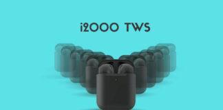 cuffie tws i2000 cloni airpods