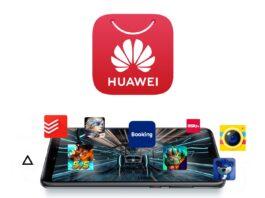 Aplicación de Huawei