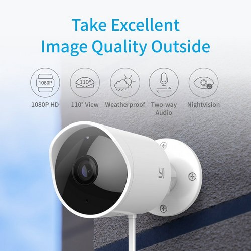 ip camera yi outdoor coupon amazon