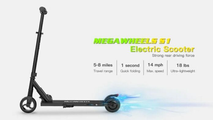 Megawheels S1 - Banggood