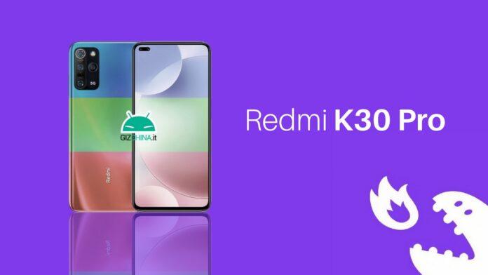 Redmi K30 Pro