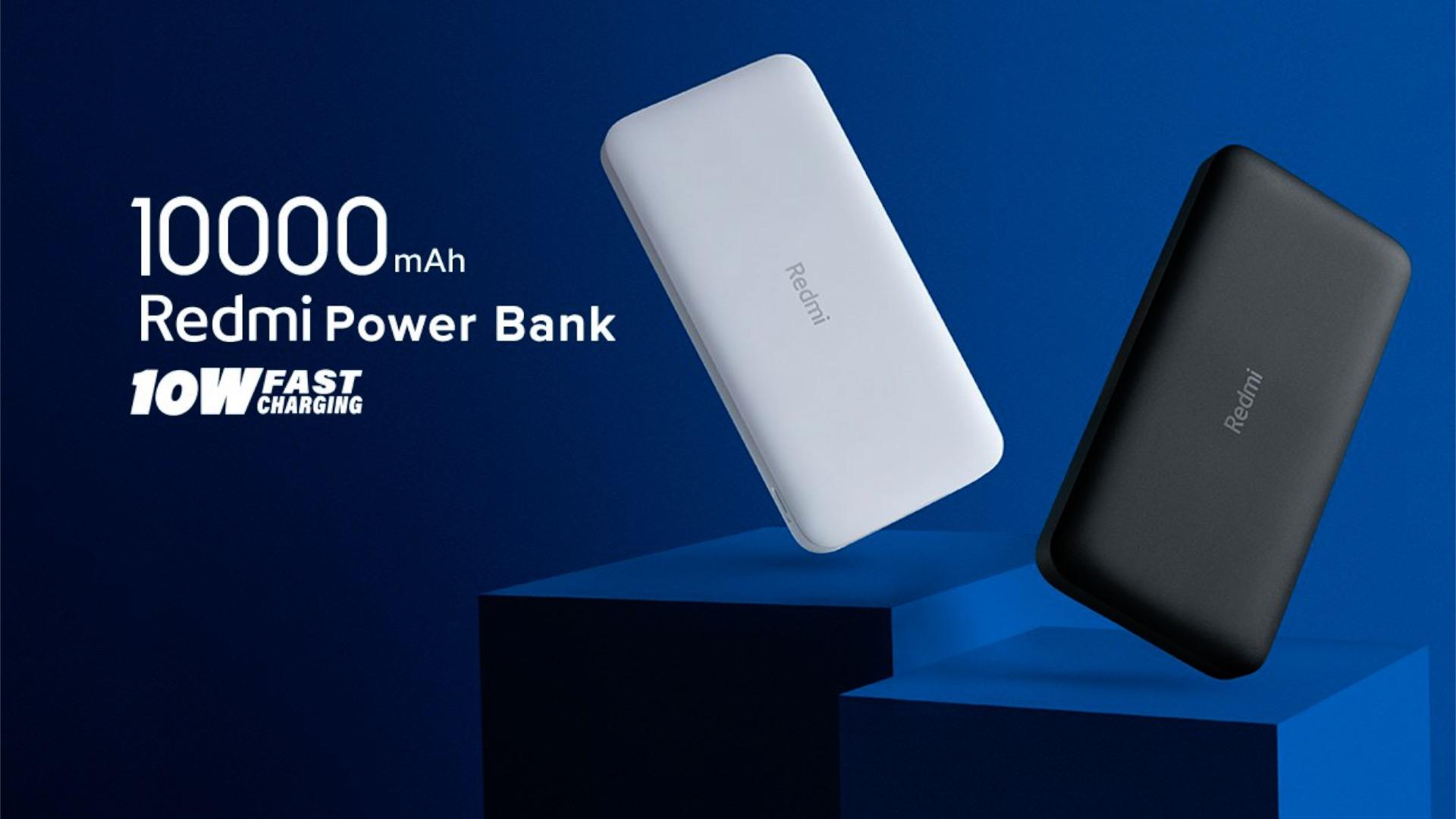 redmi powerbank