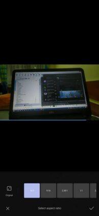 edytor wideo Xiaomi mi 10 pro