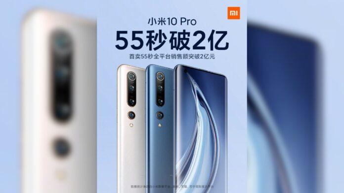 Xiaomi me 10