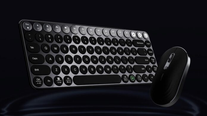 MIIIW Mouse e Keyboard