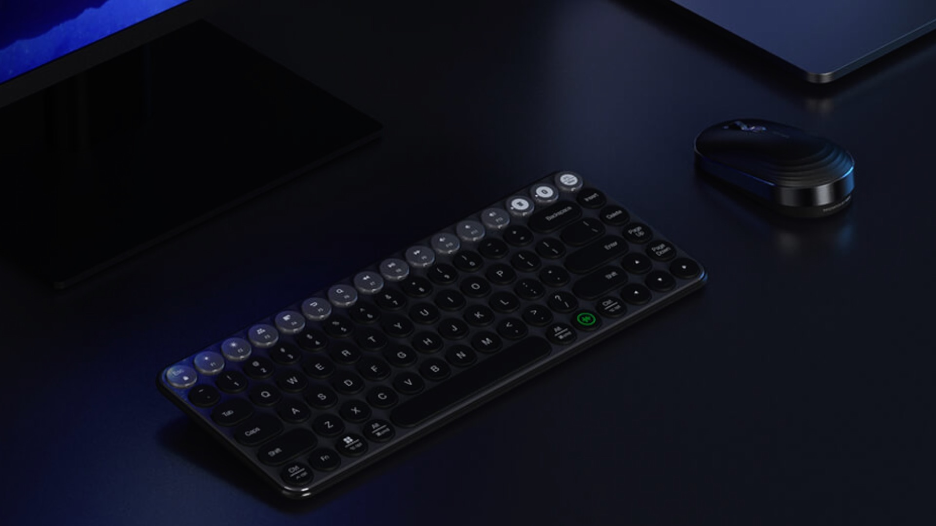 MIIIW鼠标和键盘