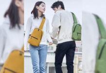 Jedno ramię plecak Xiaomi ZANJIA 7L - Banggood