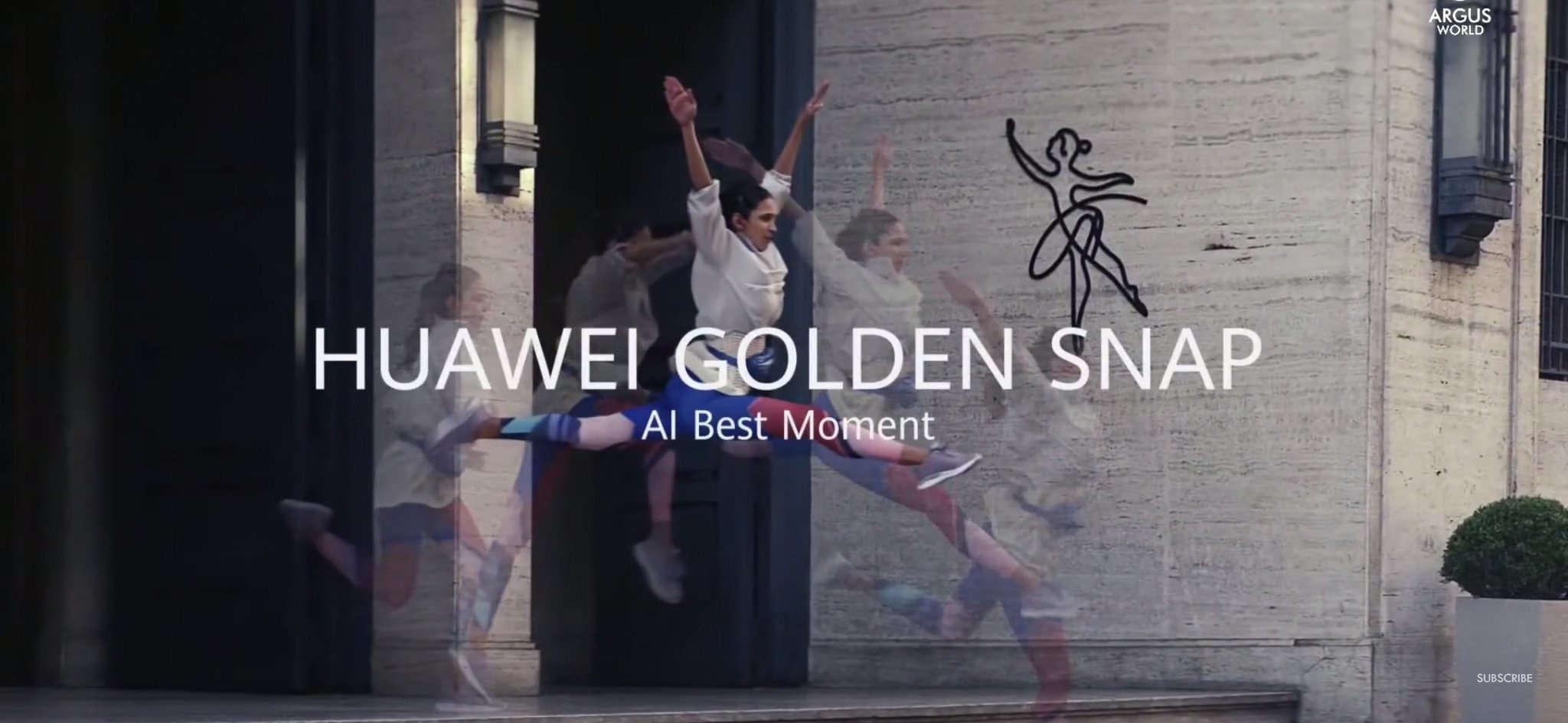 huawei golden snap
